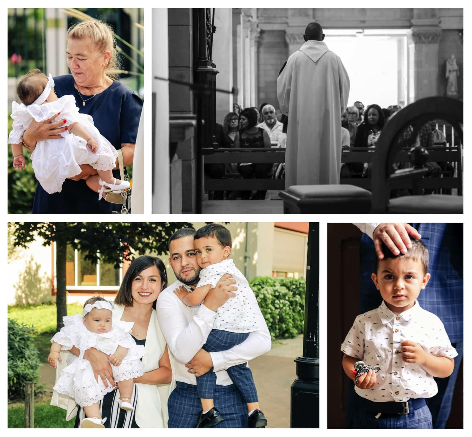 Photographe de Baptême et Communion, spécialisé dans la mise en valeur de vos événements à Paris et dans toute l'Île-de-France