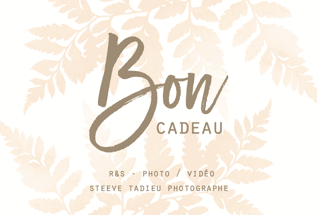 Carte cadeau séance photo : Gardez des souvenirs uniques avec vos proches en offrant un Bon cadeau pour une séance photo avec un Photographe professionnel !